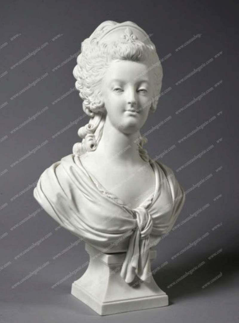 Marie Antoinette, par (et d'après) Louis-Simon Boizot - Page 3 Captu589