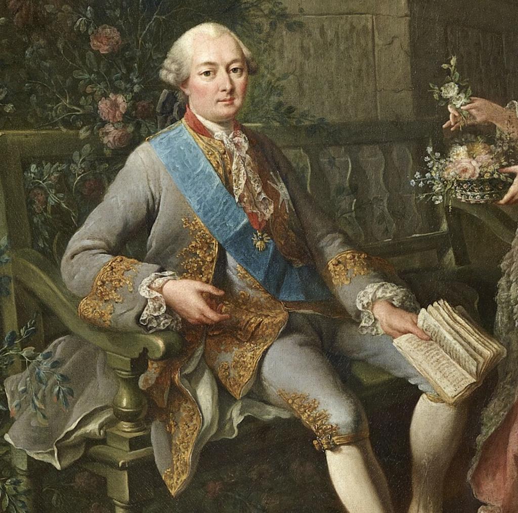 Le duc de Penthièvre, beau-père de la princesse de Lamballe - Page 3