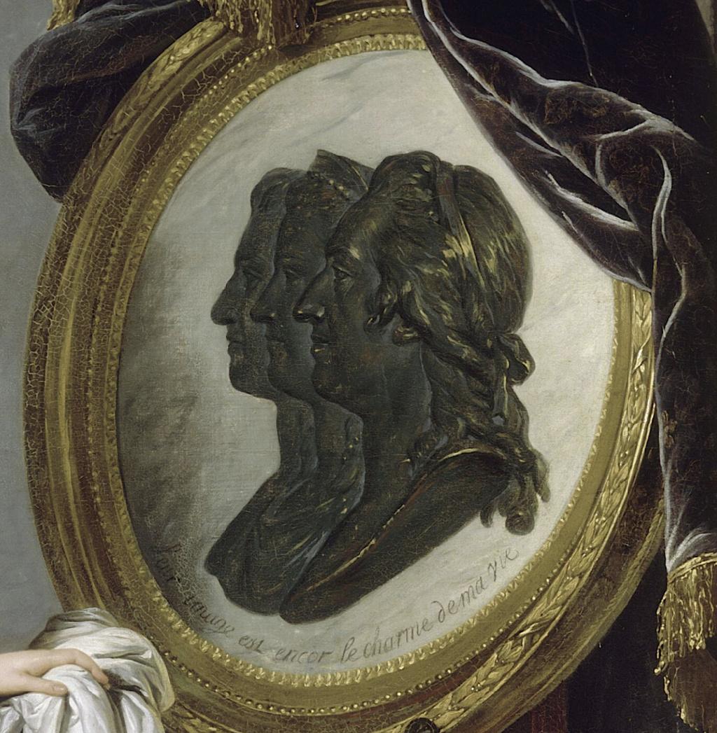 Marie-Adélaïde de France, dite Madame Adélaïde - Page 2 Captu625