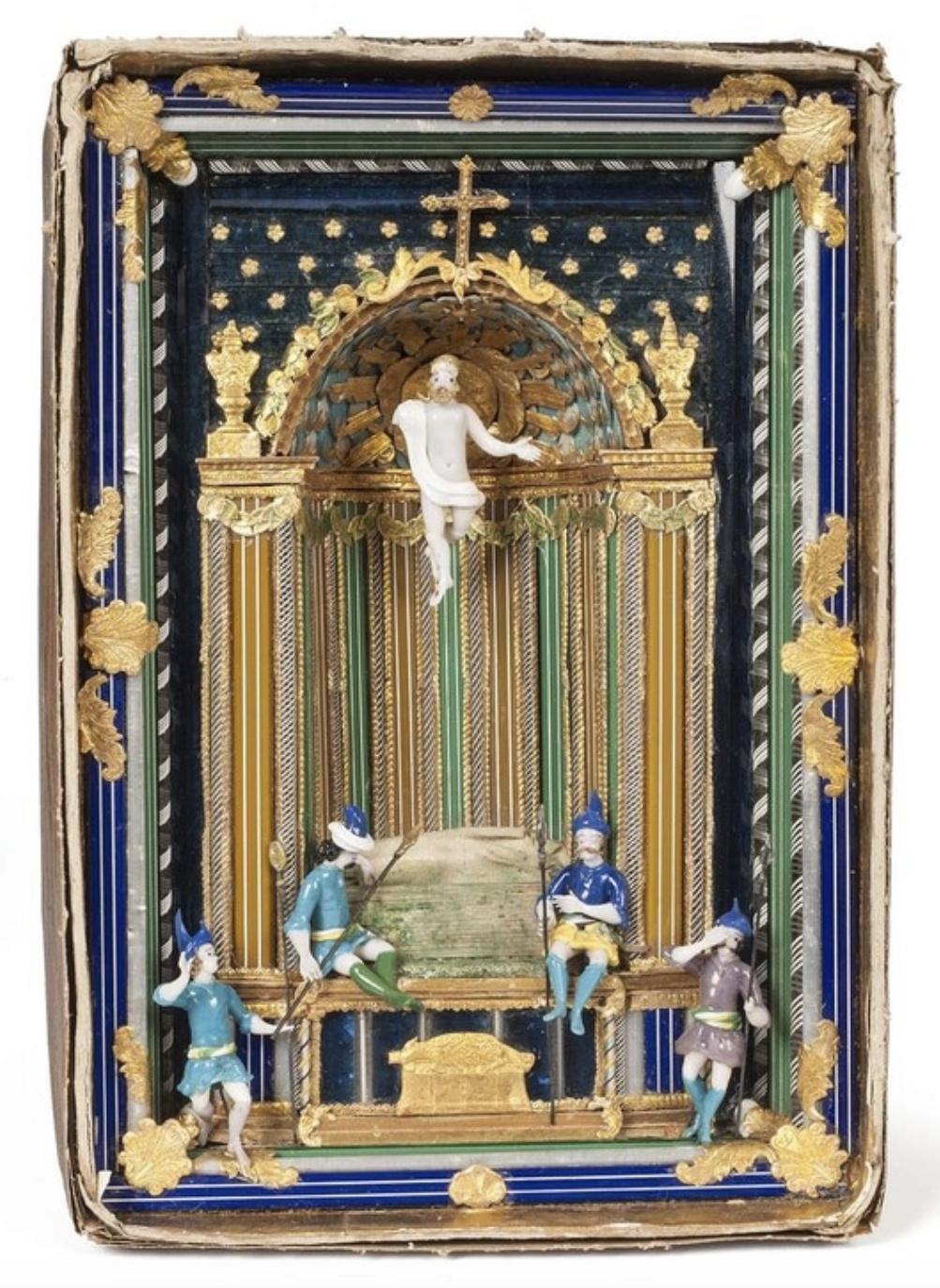 Le verre de Nevers, l'art du travail à la lampe et des verres filés Captu654