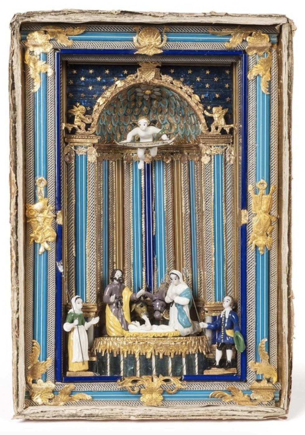 Le verre de Nevers, l'art du travail à la lampe et des verres filés Captu655