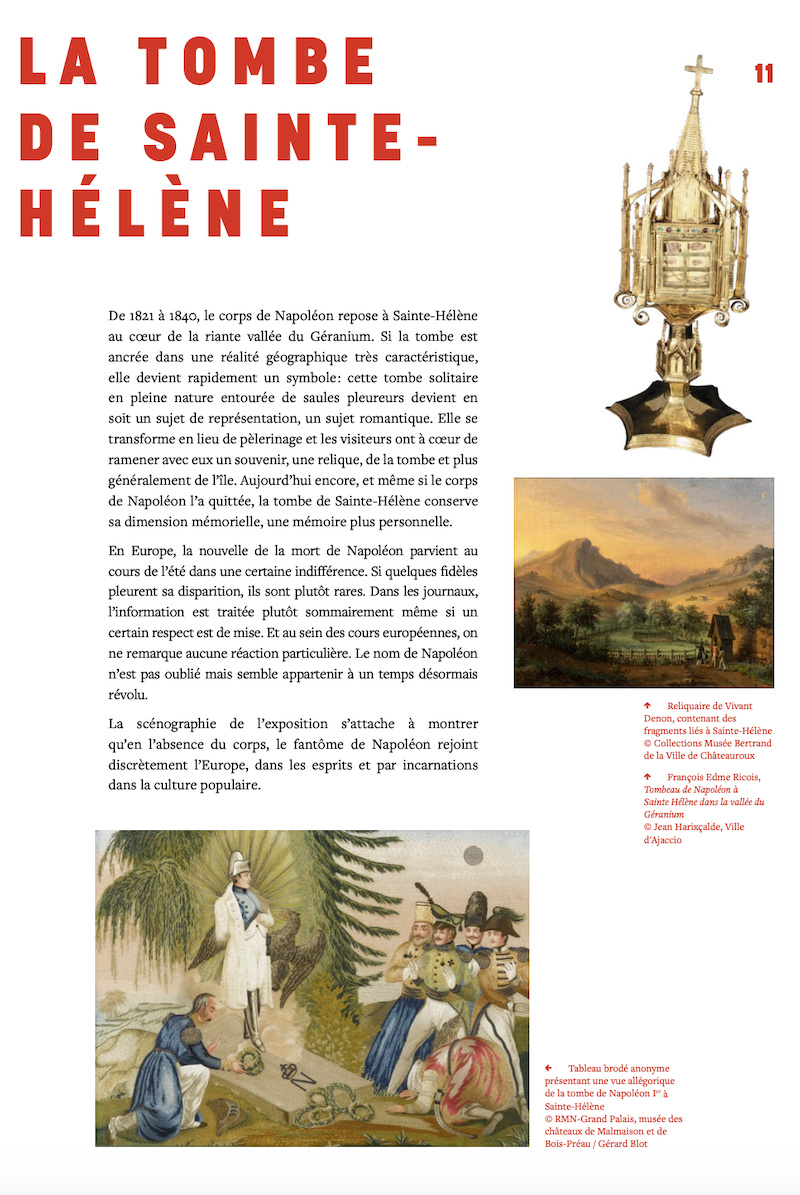 2021, année Napoléon. Bicentenaire de la mort de l'empereur Napoléon Ier.  - Page 2 Captu687