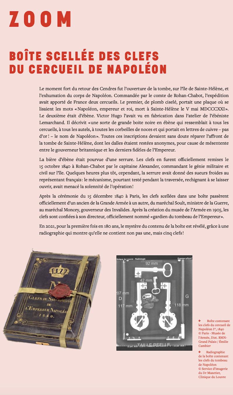 2021, année Napoléon. Bicentenaire de la mort de l'empereur Napoléon Ier.  - Page 2 Captu690
