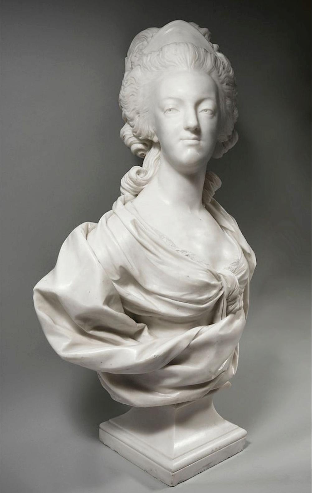 Marie Antoinette, par (et d'après) Louis-Simon Boizot - Page 3 Captu699