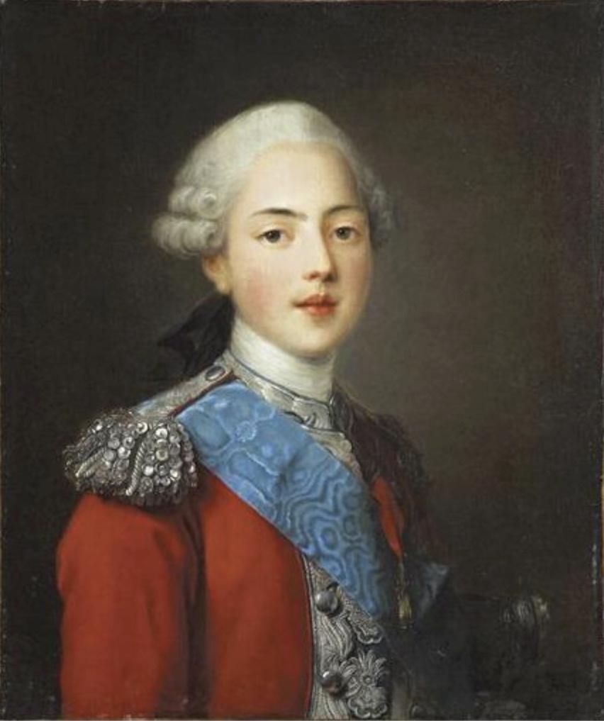 Portraits de Marie-Antoinette et de la famille royale, par Jean-Martial Frédou - Page 2 Captu703