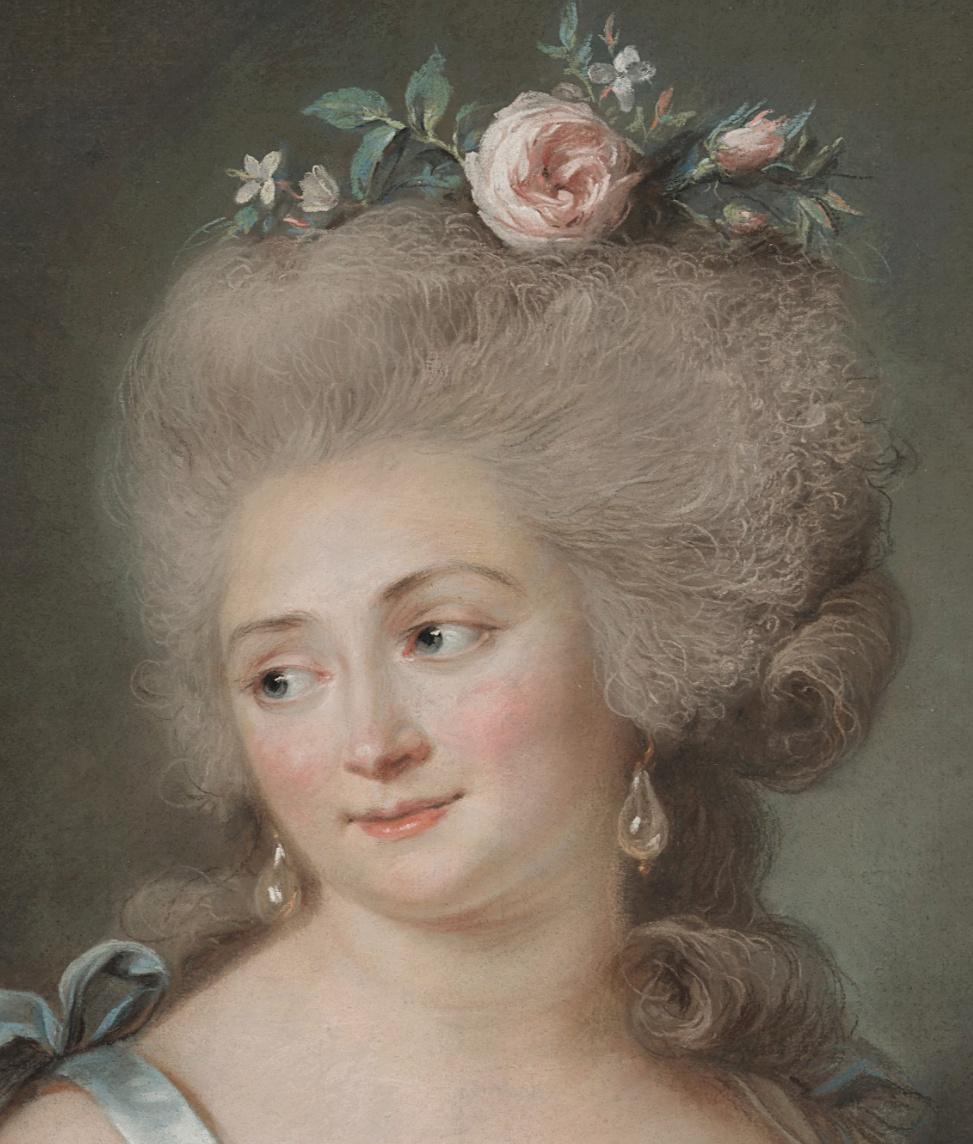 Adélaïde Labille-Guiard, peintre de Mesdames Captu737