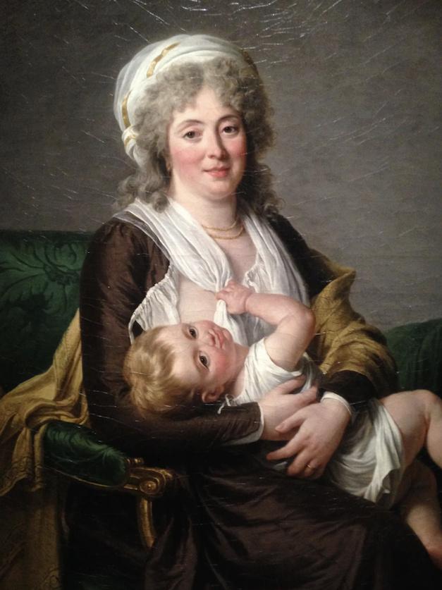Adélaïde Labille-Guiard, peintre de Mesdames Captu738