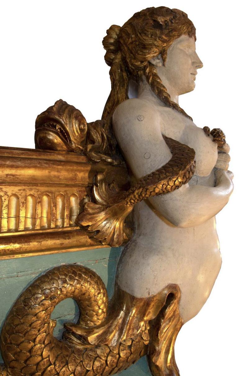Le canot de promenade de Marie-Antoinette à Versailles Captu754