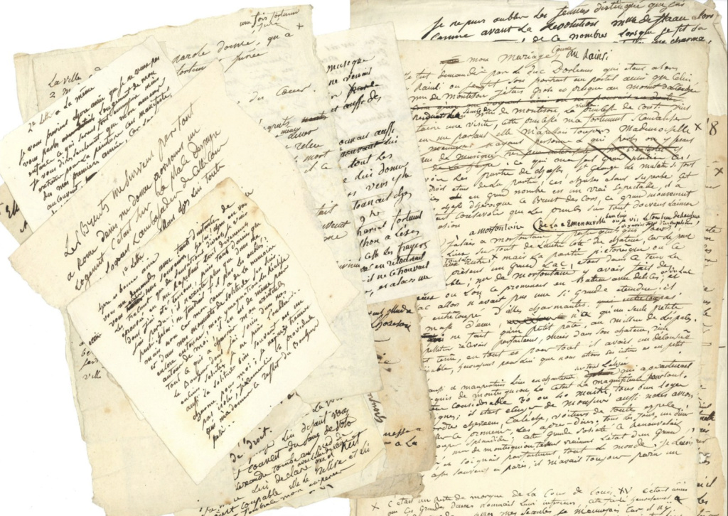 Souvenirs - Elisabeth-Louise Vigée Le Brun Captu756