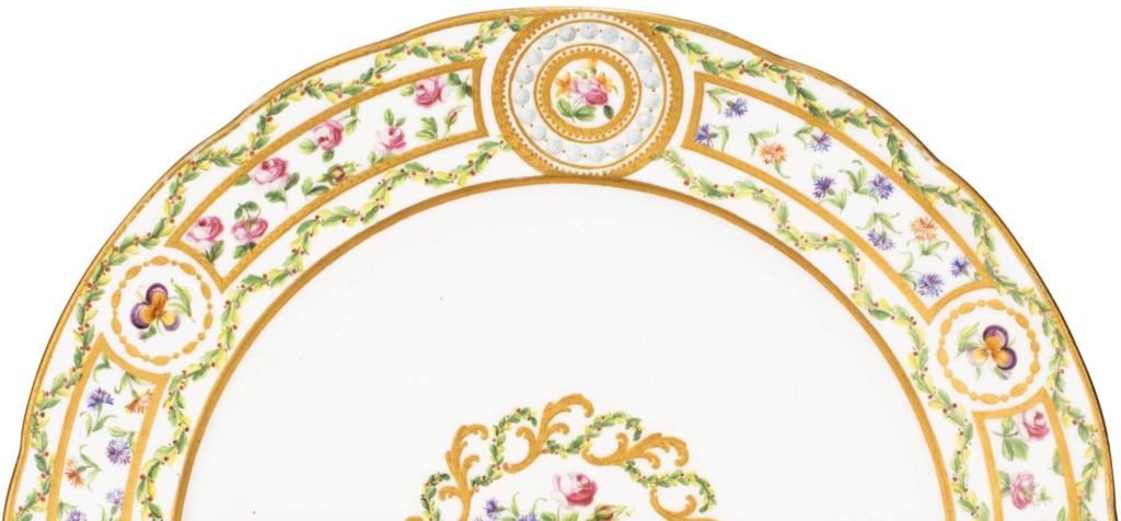 """Le service """"cartels en perles, panneaux en roses et barbeaux'"""" de Marie-Antoinette Captu779"""