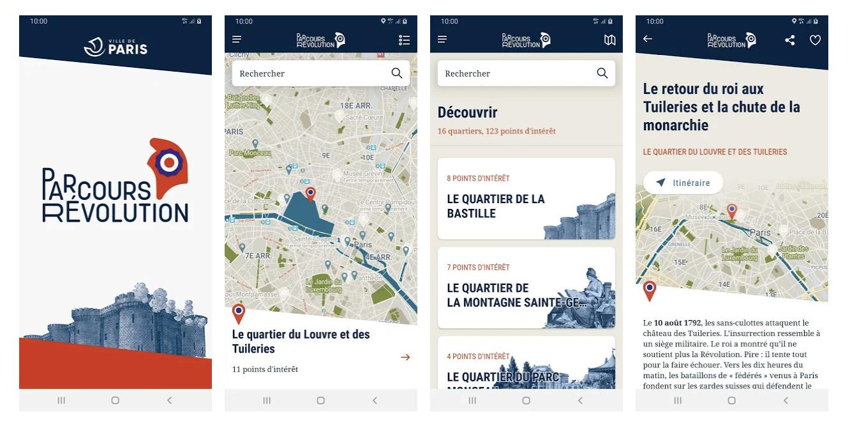 Parcours Révolution : le Paris de la Révolution française Captu794