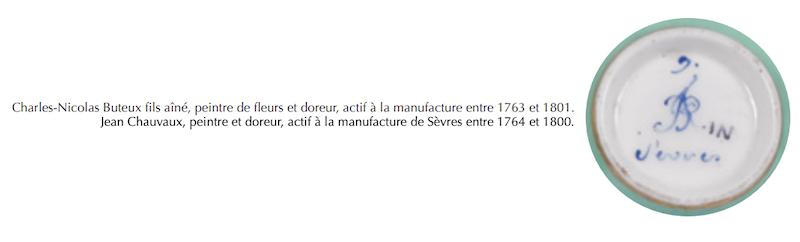 """Les services en porcelaine de Sèvres à décors """"révolutionnaires"""" (durant la Révolution française) Captu794"""