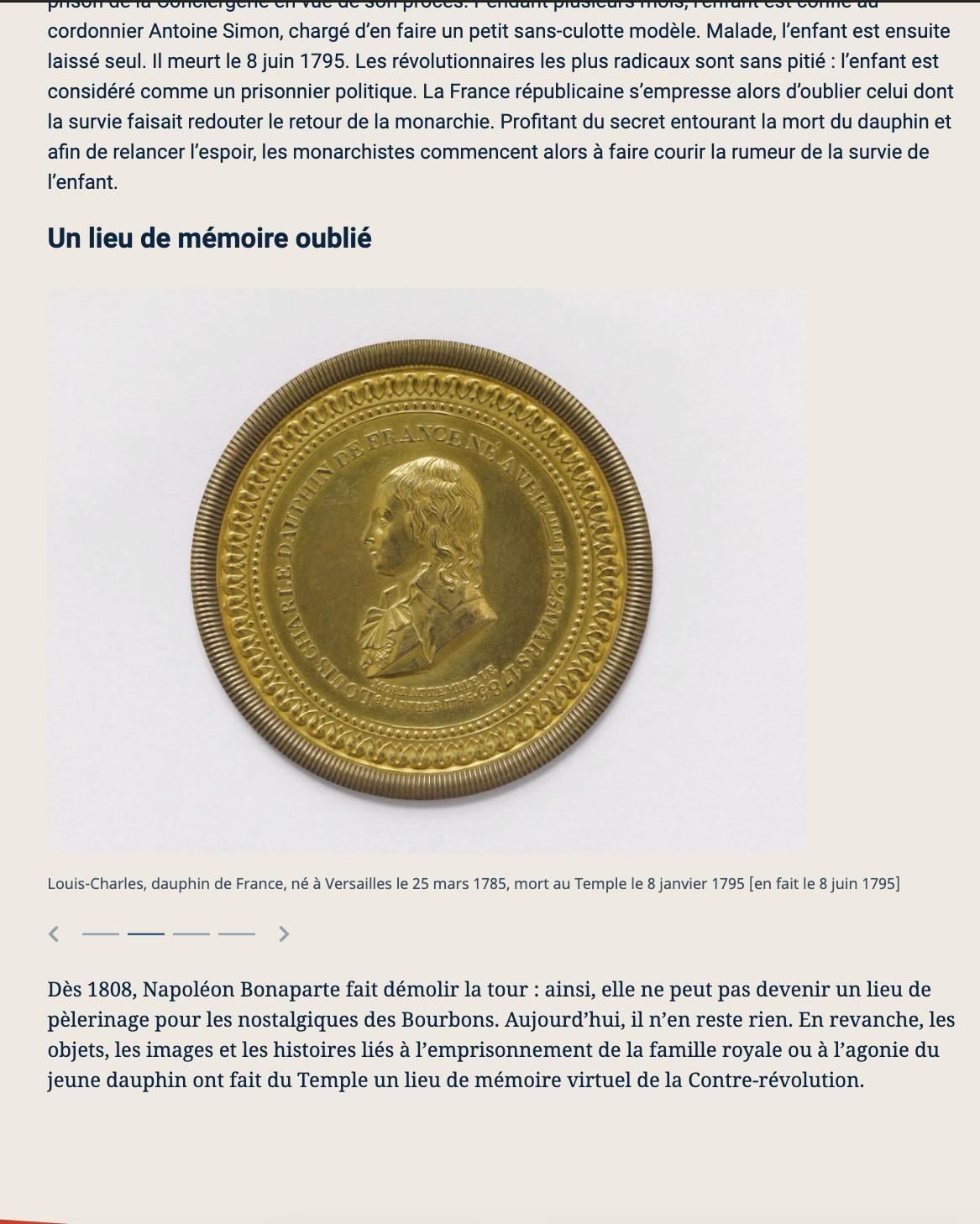 Parcours Révolution : le Paris de la Révolution française Captu803