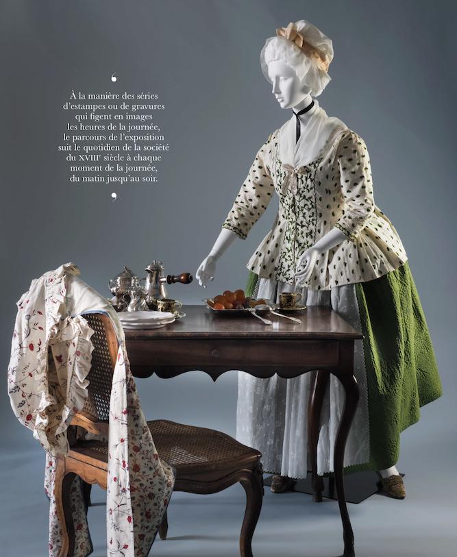 """Exposition """" L'art de vivre en Provence au temps de Fragonard """". Musée provençal du costume et du bijou (Grasse) Captu808"""
