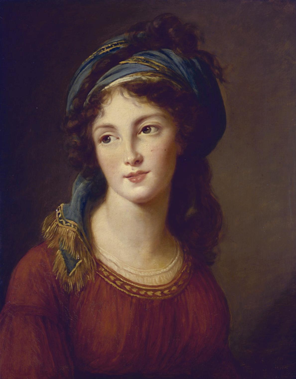 Aglaé de Polignac duchesse de Guiche - Page 2 Captu816