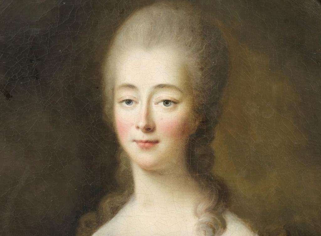 Portraits de Madame du Barry par François-Hubert Drouais - Page 4 Captu906