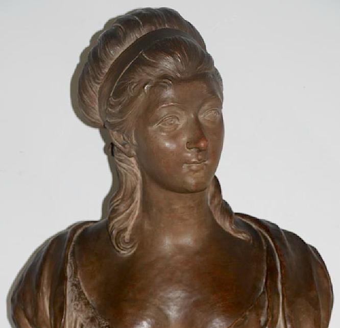 Sculpture : Les bustes de la princesse de Lamballe (présumée) Captur12