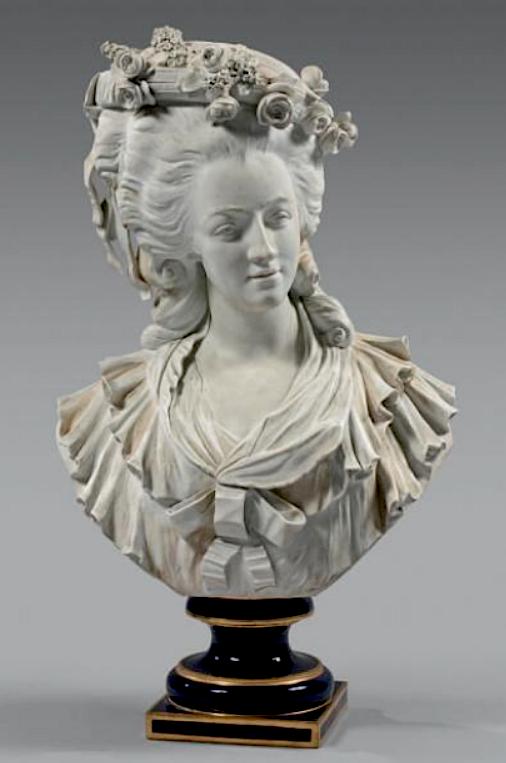 Sculpture : Les bustes de la princesse de Lamballe (présumée) Captur13
