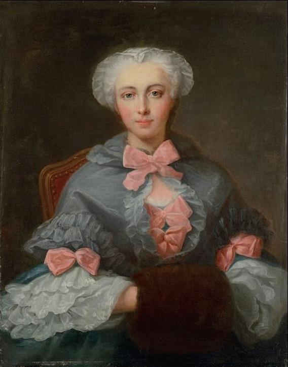 Galerie de portraits : Le manchon au XVIIIe siècle  - Page 2 Captur17