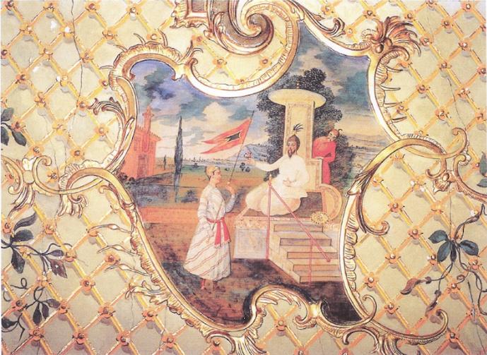 Schönbrunn, Habsbourg et Chinoiseries ... Captur51