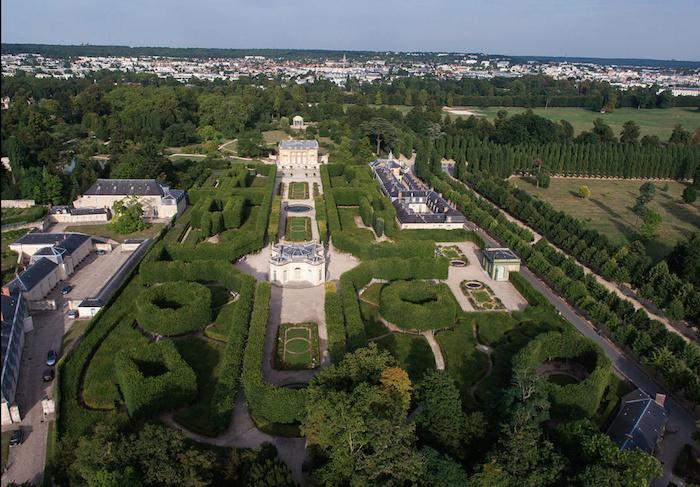 Le Pavillon français du domaine du Petit Trianon Captur64
