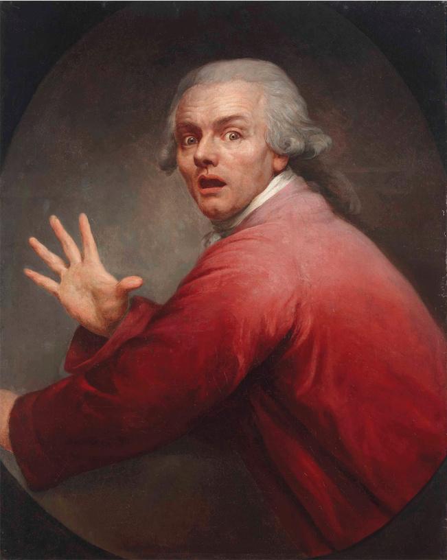 Le peintre Joseph Ducreux Captur87