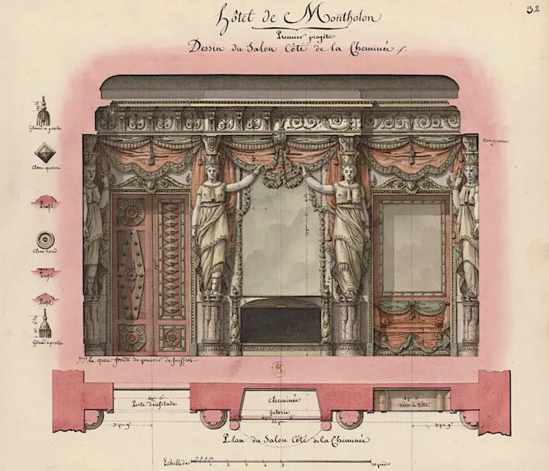 lequeu - Jean-Jacques Lequeu, un architecte qui n'a rien construit ! Captur90