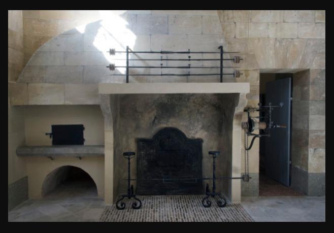 Le Réchauffoir au Hameau du Petit Trianon Captur90
