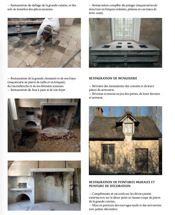 Le Réchauffoir au Hameau du Petit Trianon Captur91