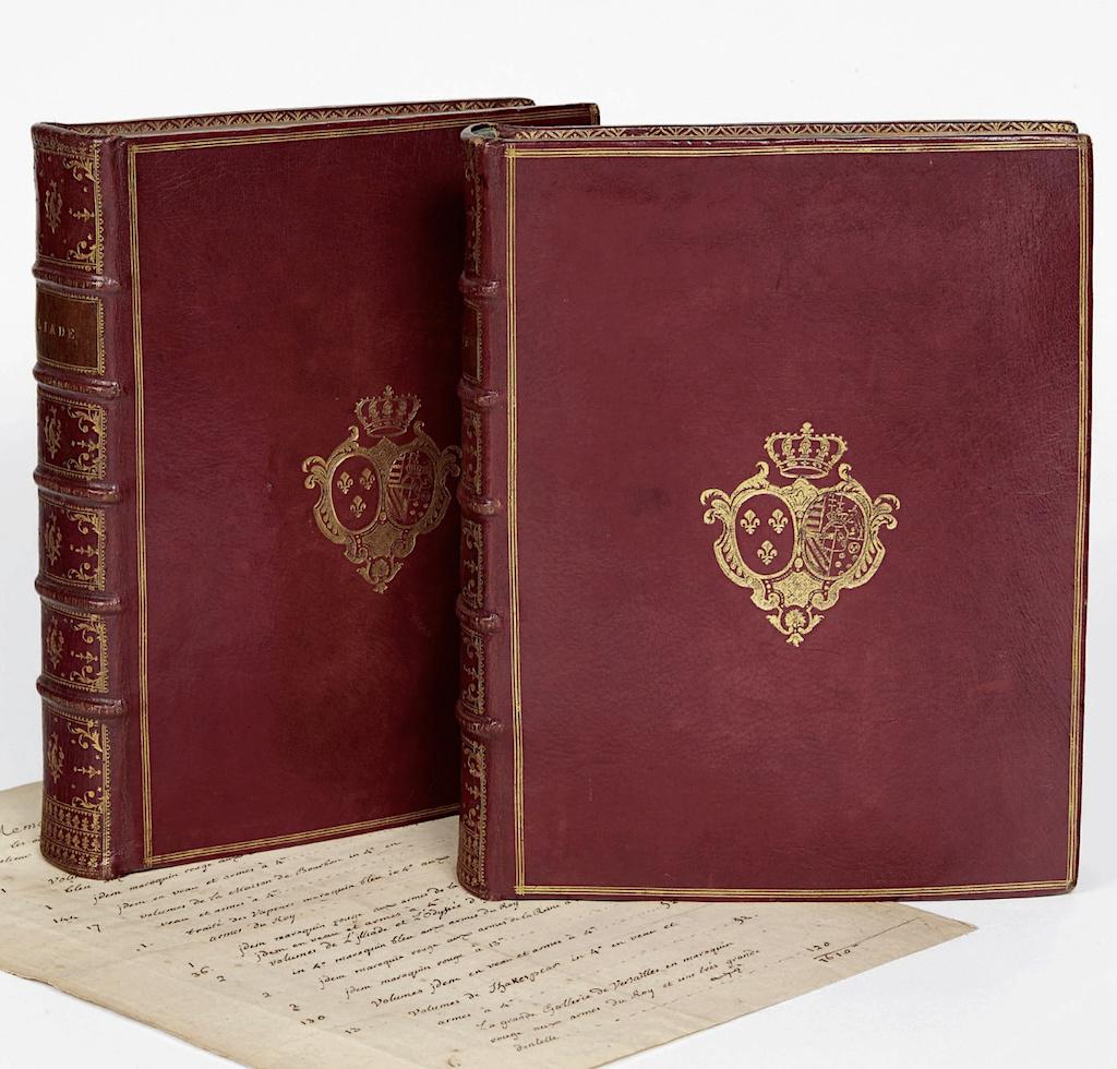 Livres de Marie-Antoinette, la bibliothèque des Tuileries Captur92