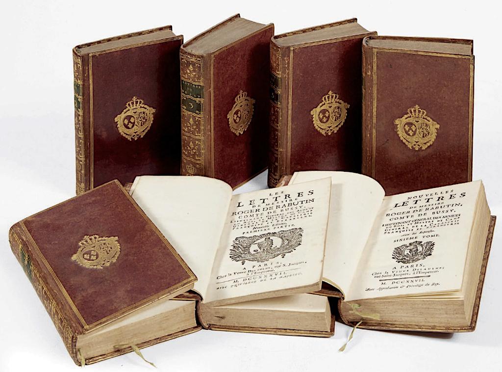 Les livres de la bibliothèque de Marie-Antoinette au Petit Trianon - Page 2 Captur93