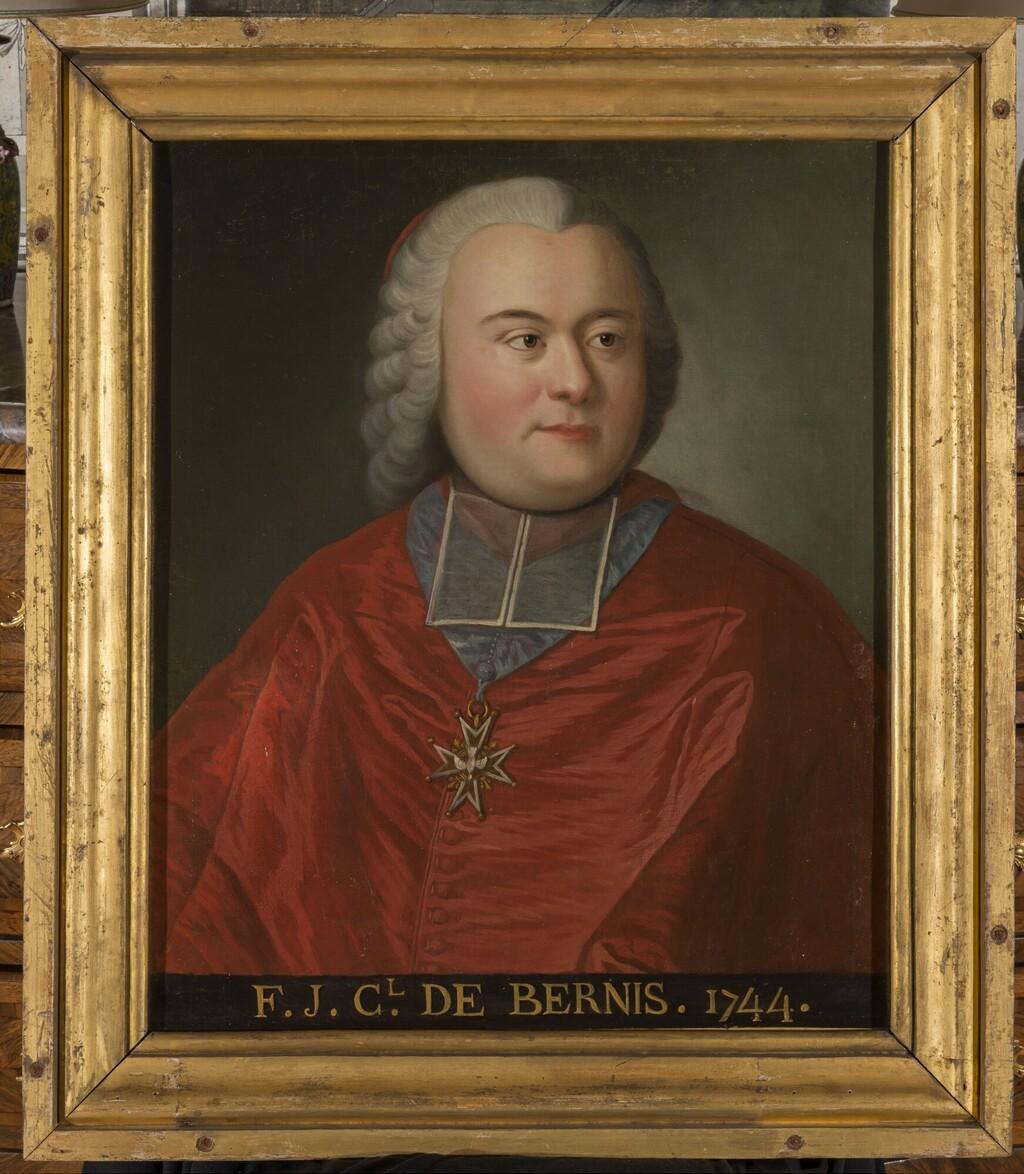 François Joachim de Pierre de Bernis, cardinal de Bernis Cardin10