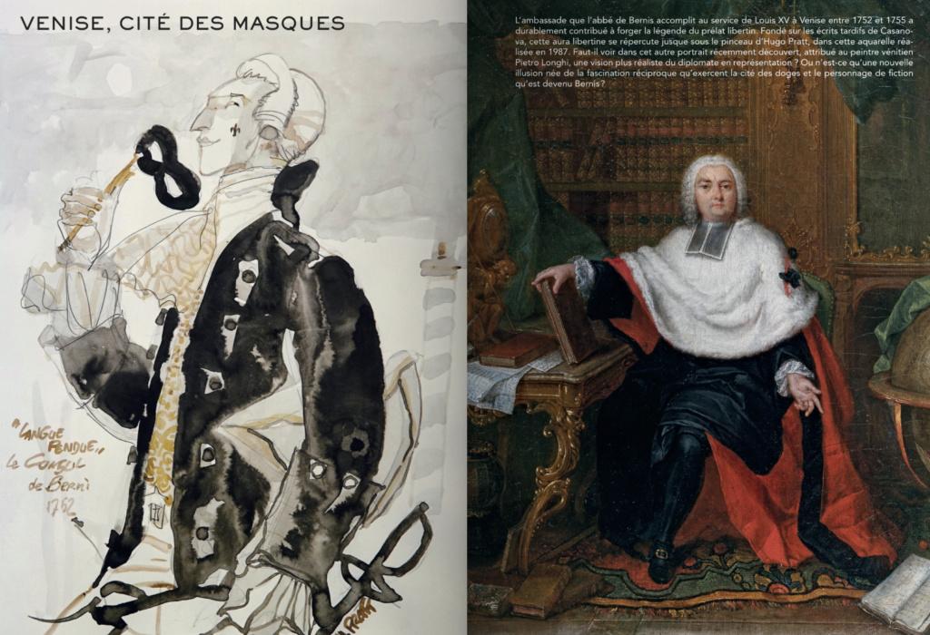 François Joachim de Pierre de Bernis, cardinal de Bernis Cardin12