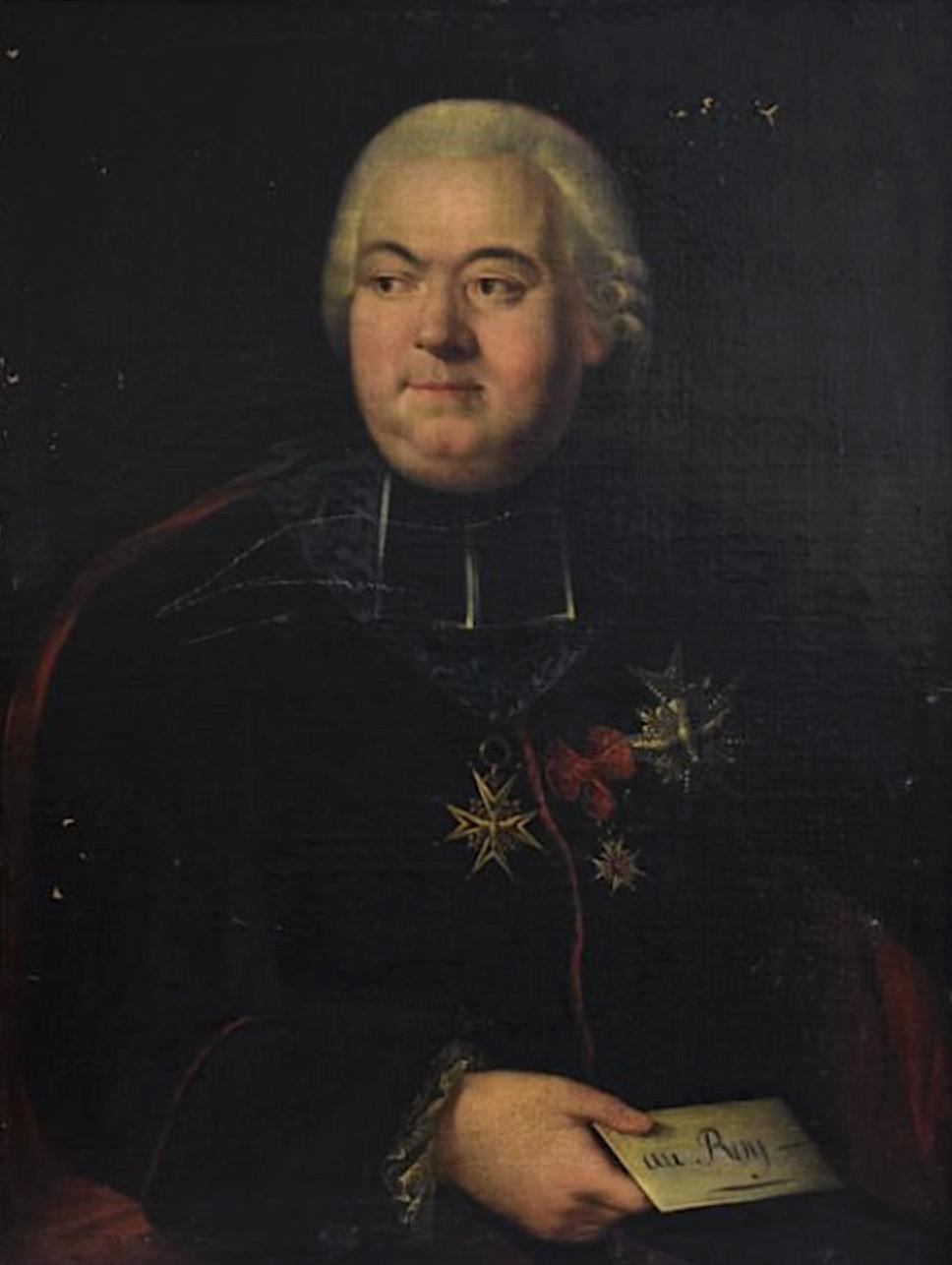 François Joachim de Pierre de Bernis, cardinal de Bernis Cardin13