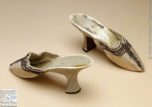 Les souliers et chaussures de Marie-Antoinette  - Page 5 Carnav12