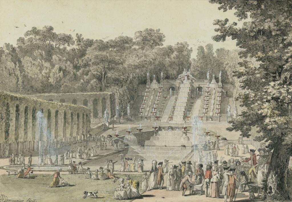 Le château de Saint-Cloud - Page 20 Cascad10