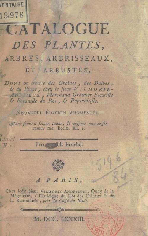 L'enclos du Temple au XVIIIe siècle - Page 3 Catalo13