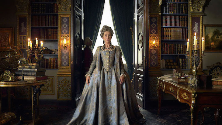 Série (HBO) : Catherine The Great, avec Helen Mirren Cather10