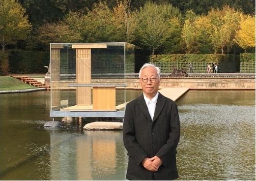 Art contemporain à Versailles : Hiroshi Sugimoto au domaine de Trianon  Cda_px10