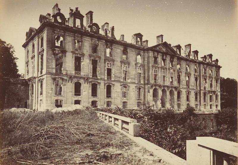 Le château de Meudon Chaate10