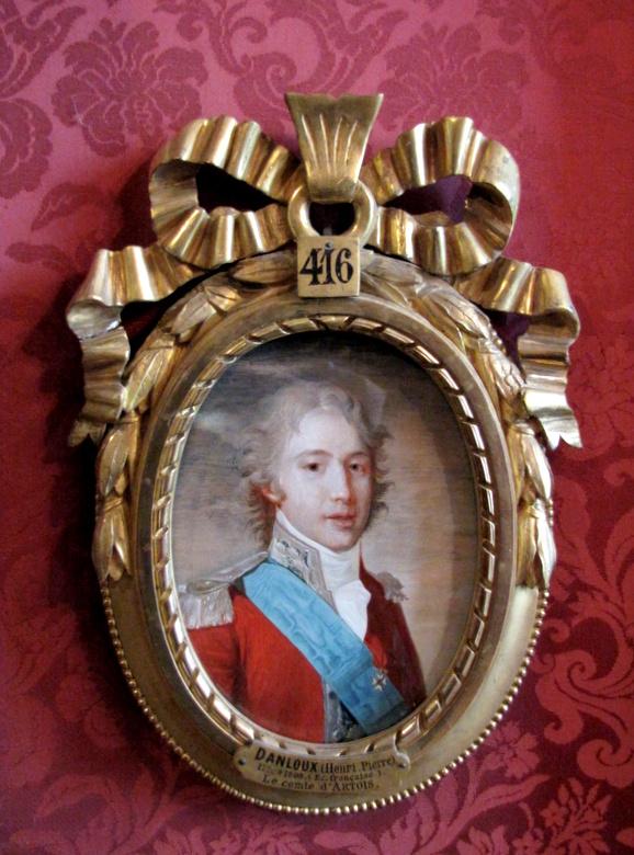 Le comte Charles-Philippe d'Artois, futur Charles X - Page 5 Chanti10