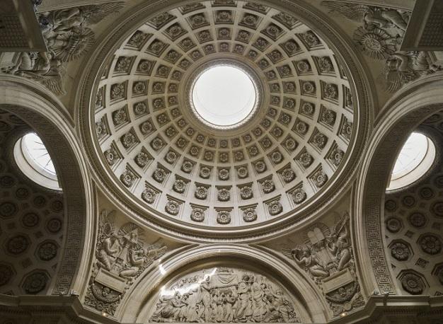 Expositions et conférences à la Chapelle expiatoire, Paris Chapel11
