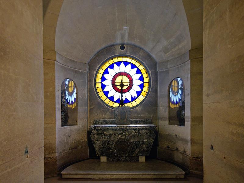 La Chapelle Expiatoire du square Louis XVI, à Paris Chapel12