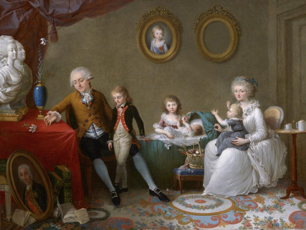 Marie Antoinette, par (et d'après) Louis-Simon Boizot - Page 3 Charle19