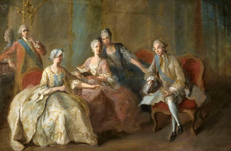 Louis-Jean-Marie de Bourbon, duc de Penthièvre, beau-père de la princesse de Lamballe - Page 3 Charpe10