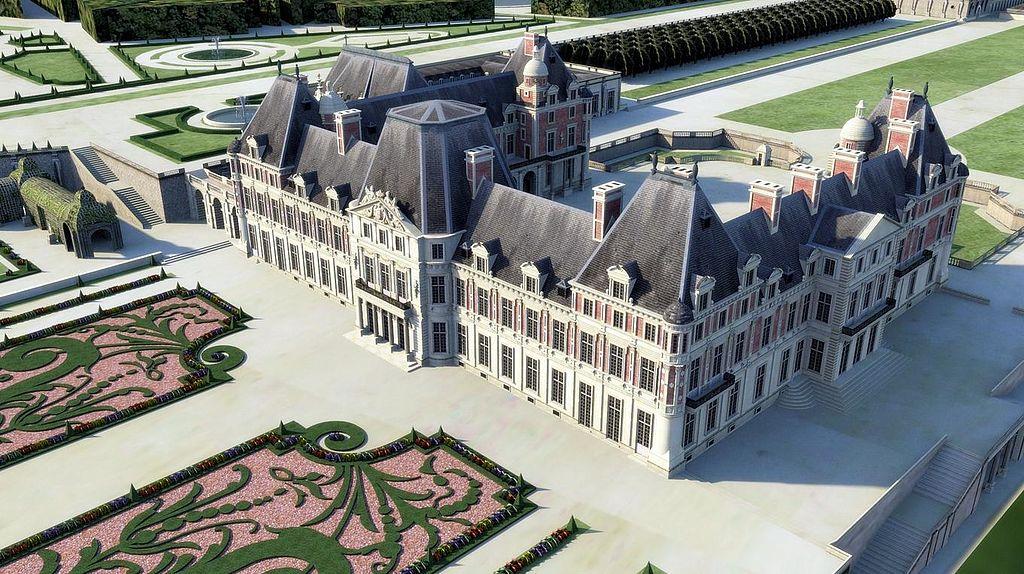 Le château de Meudon Chatea10