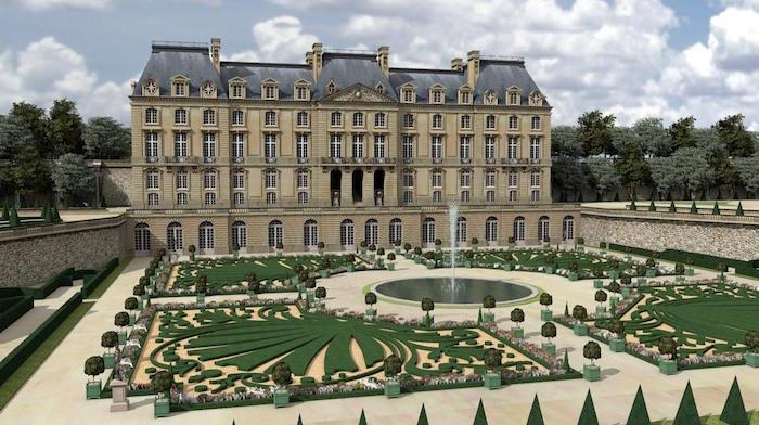 Meudon - Le château de Meudon Chatea11