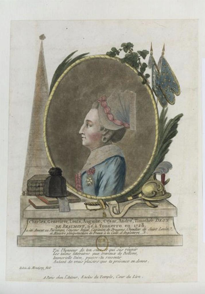 Série d'estampes : portraits équestres de Robin de Montigny  Cheval13