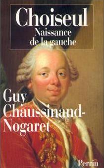 Variations sur l'Ancien Régime. De Guy Chaussinand-Nogaret Choise10
