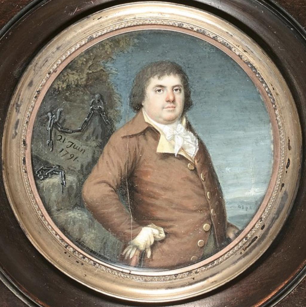 Louis-Stanislas, comte de Provence, et futur roi Louis XVIII - Page 9 Comte_13